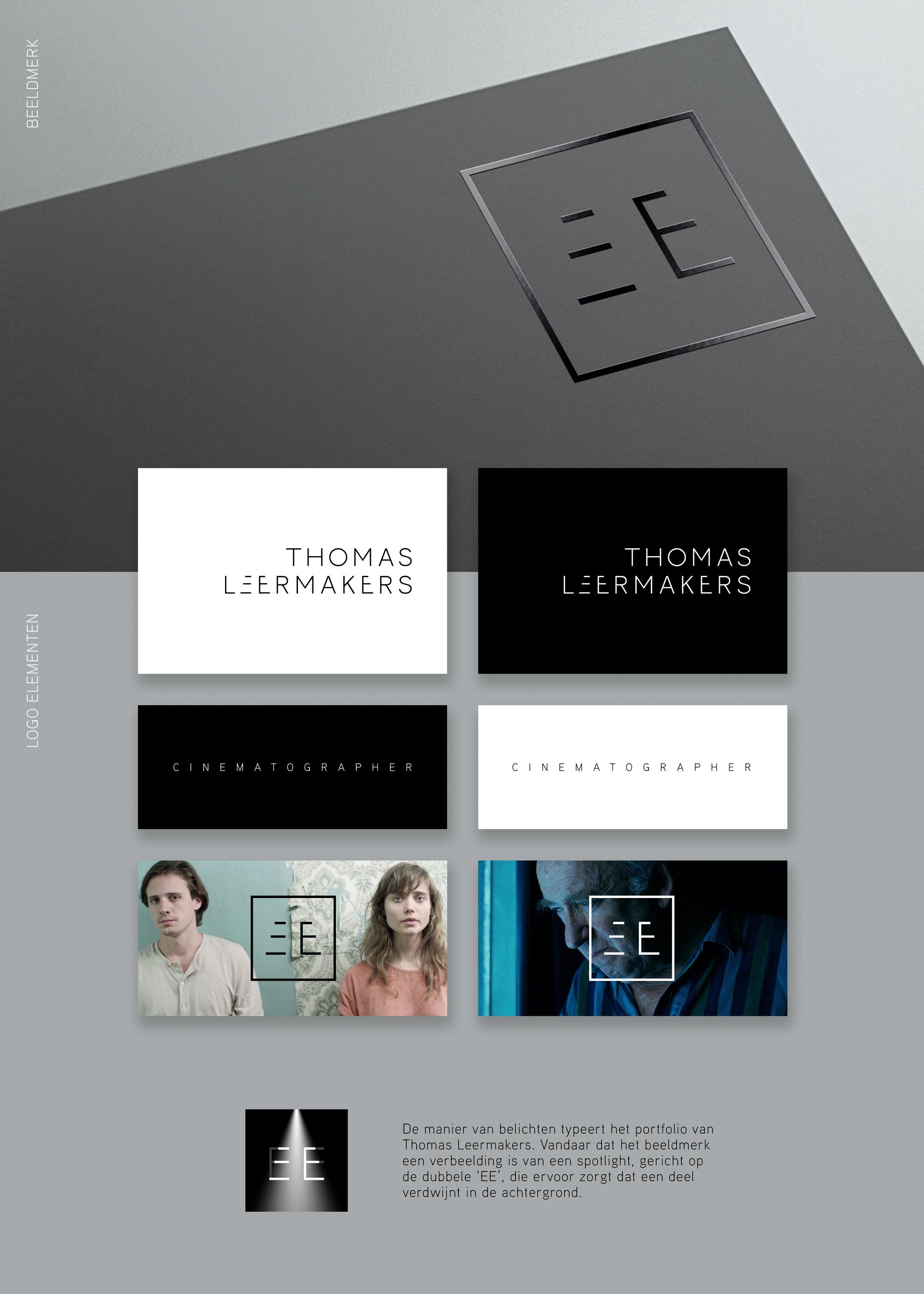 thomas leermakers logo variaties